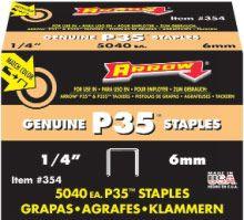 Agrafes P35 - 6 mm
