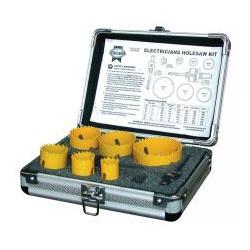 Scie cloche bi-métal en coffret Pro de marque OUTIFRANCE , référence: B340800