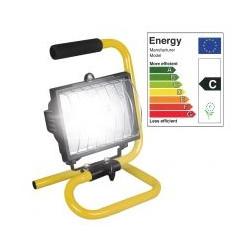 Projecteur halogène sur cadre de marque OUTIFRANCE , référence: B529100