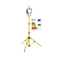 Projecteur halogène sur trépied de marque OUTIFRANCE , référence: B529200