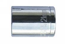 Douille standard 1/2 - 23 mm
