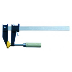 Serre-joint de menuisier rapide 400 mm de marque OUTIFRANCE , référence: B428500