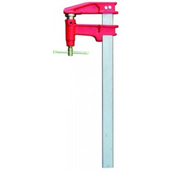 Serre-joint de menuisier à pompe 140 - 1200 mm de marque OUTIFRANCE , référence: B431300