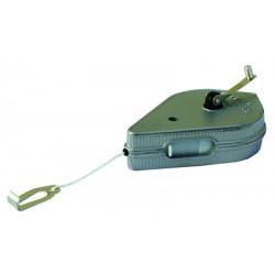 Cordeau traceur alu 30 m de marque OUTIFRANCE , référence: B291500