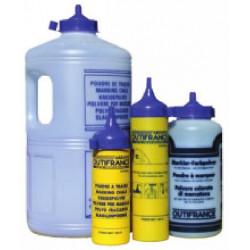 Poudre de traçage Bleue 2500 g de marque OUTIFRANCE , référence: B371800