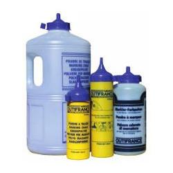 Poudre de traçage jaune 224 g de marque OUTIFRANCE , référence: B371400