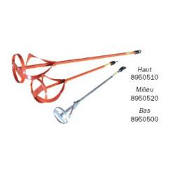 Hélice/Mélangeur pour perceuse, mortier/béton de marque OUTIFRANCE , référence: B395800