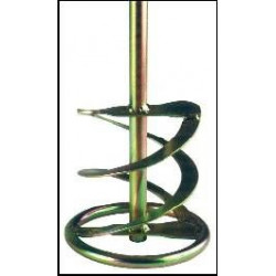 Hélice de mélangeur électrique Universelle 140 mm de marque OUTIFRANCE , référence: B399400