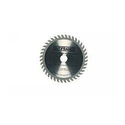 Lame de scie circul. au carbure pour bois 160 mm 20 dents de marque OUTIFRANCE , référence: B342700