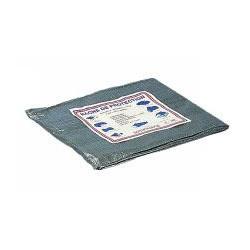 Bâche de protection 6 x 10 m de marque OUTIFRANCE , référence: B395400