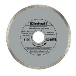 Disque diamanté Ø 180 x Ø 25.4 de marque EINHELL , référence: B617600