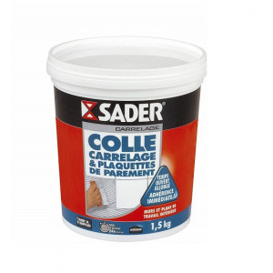 Colle-mastic en pot