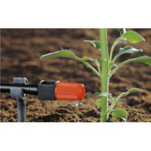 Arrosage goutte à goutte, goutteur, micro-irrigation