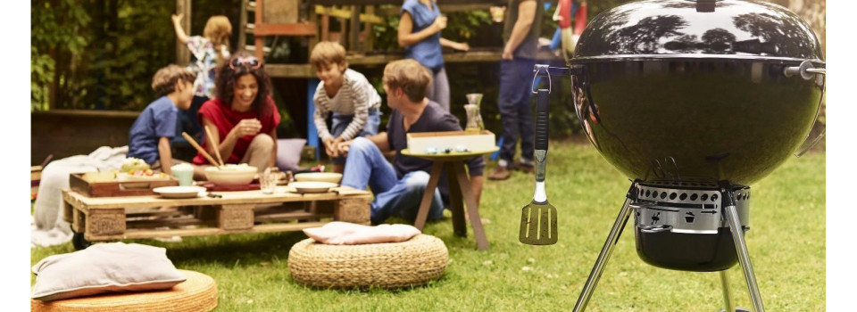 Barbecue, plancha et cuisine d'extérieur