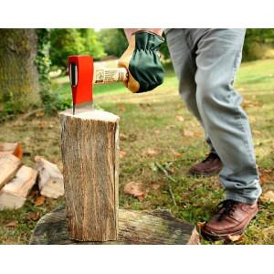 Outils à main pour couper et stocker le bois