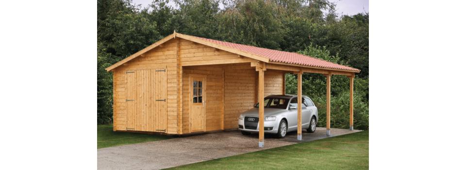 Abri, garage et carport
