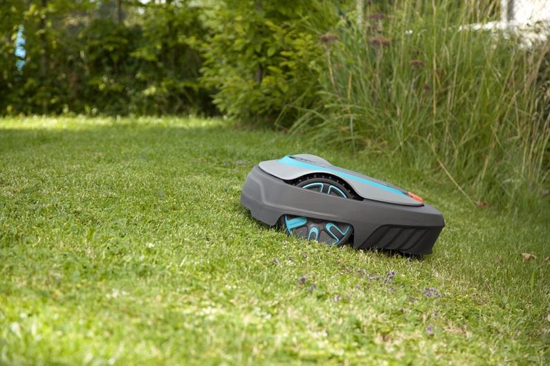 Tondeuse-robot autonome Gardena
